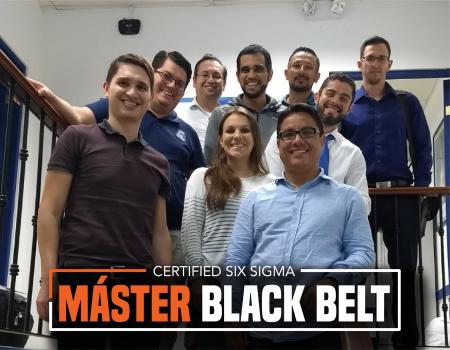 Primer Master Black Belt