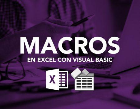 Macros en Excel con Visual Basic