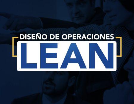 Diseño de Operaciones Lean