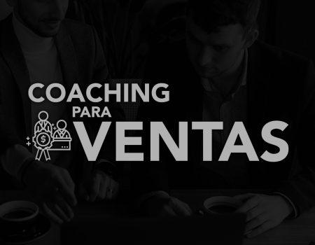 Coaching para Ventas